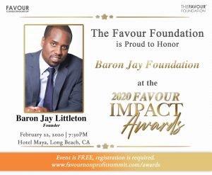 Honoree - Baron Jay Foundation