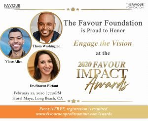 Honoree - Engage the Vision