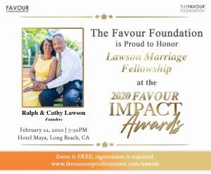 Honoree - Lawson Marriage Fellowship