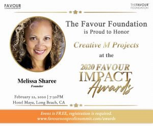 Honoree - Creative M Projects
